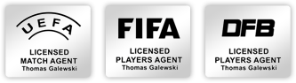 Official Fifa, DFB, UEFA Player Agent
